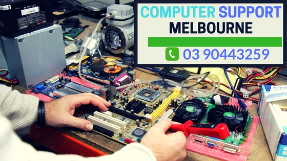 Computer Support Melbourne